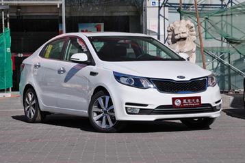 起亚K2热销中 购车优惠高达3.57万元