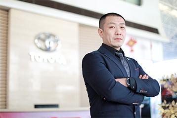 坚决贯彻既定策略-访泰安东方丰田总经理李崇